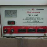 Stavolt Matsunaga China 1000 Volt