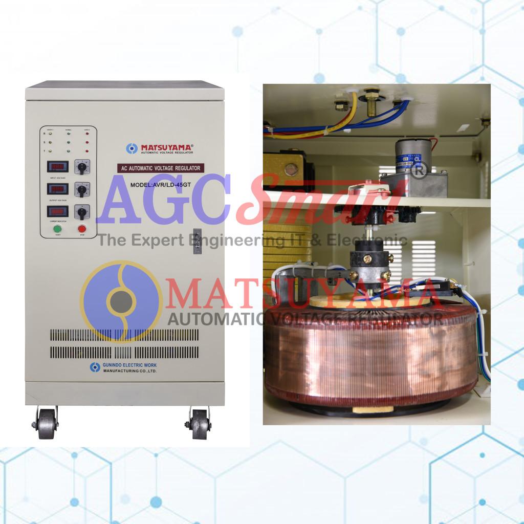 Stavolt Matsuyama AVR 45GT 3 Phase