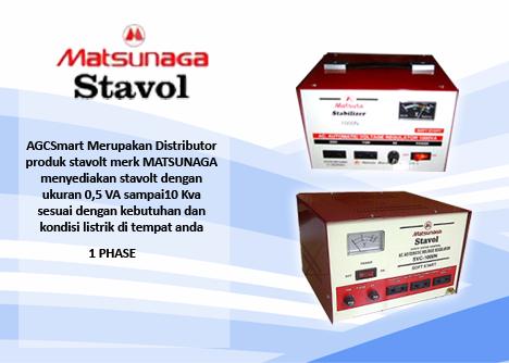 Distributor Stavolt | Stabilizer Indonesia