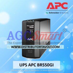 UPS APC 550VA LCD – BR550GI