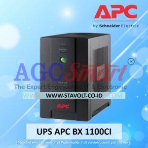 APC Back-UPS 1100VA, AVR, BX1100CI-MS
