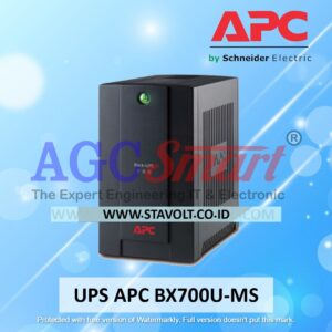 APC Back-UPS 700VA BX700U-MS