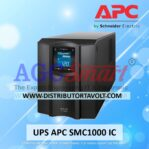 UPS APC Smart UPS 1000VA LCD – SMC1000IC