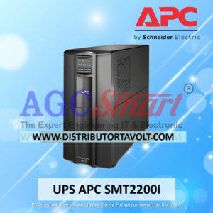 UPS APC Smart UPS 2200VA LCD – SMT2200i