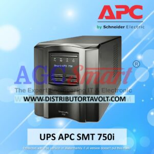UPS APC Smart UPS 750VA LCD – SMT750i