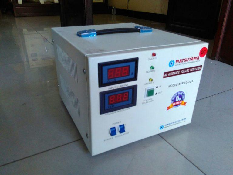 Dealer Stabilizer Surabaya