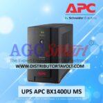 UPS APC 1400VA – BX1400U – MS