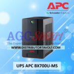 UPS APC 700VA – BX 700U-MS