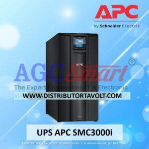 UPS APC Smart UPS 3000VA LCD – SMC3000i